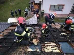 Cauza incendiului din Pitești: coș amplasat necorespunzător 7