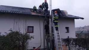 Cauza incendiului din Pitești: coș amplasat necorespunzător 6