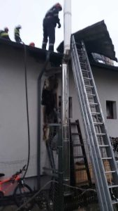 Cauza incendiului din Pitești: coș amplasat necorespunzător 5