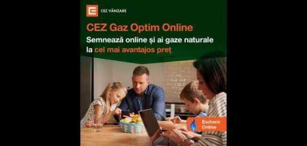 CEZ Vânzare recomandă consumatorilor să semneze contractele de energie electrică şi gaze naturale exclusiv online 5