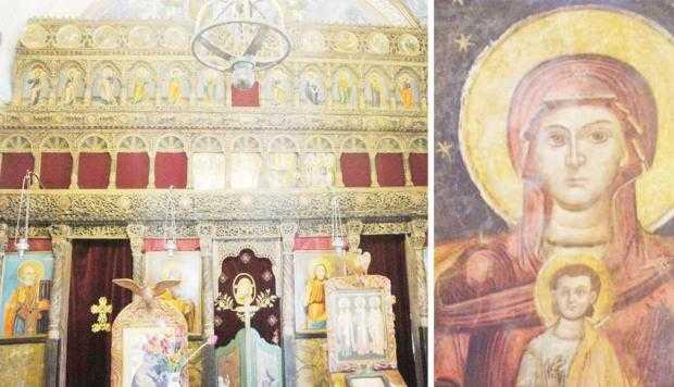"""Biserica """"Mihail şi Gavriil"""" - din satul Inuri din Topoloveni, o bijuterie a arhitecturii de început de secol al XVIII-lea 3"""
