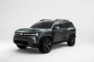 (GALERIE FOTO) Renaulution: Dacia Bigster va fi primul SUV de segment C al mărcii românești 6