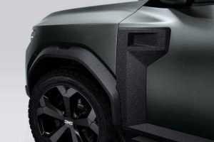 (GALERIE FOTO) Renaulution: Dacia Bigster va fi primul SUV de segment C al mărcii românești 8