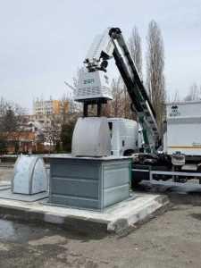 În Pitești sunt 67 containere îngropate, dar 64 dintre ele nu pot fi utilizate 7