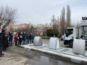 În Pitești sunt 67 containere îngropate, dar 64 dintre ele nu pot fi utilizate 6