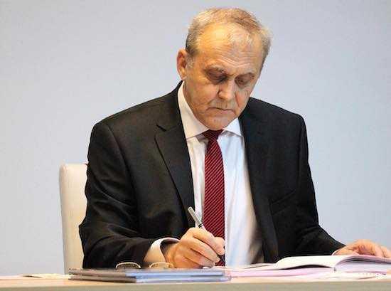 Ion Georgescu, edil Mioveni