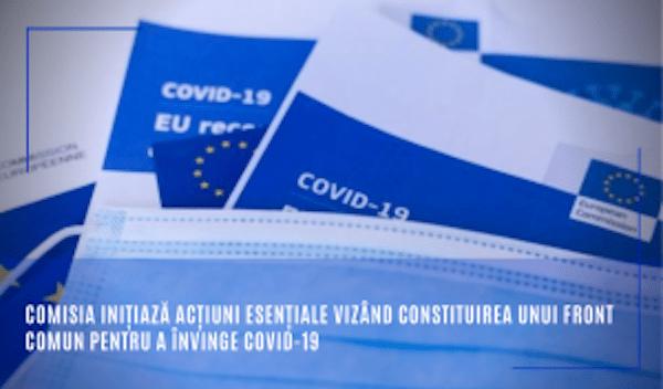 vaccinare Comisia Europeană