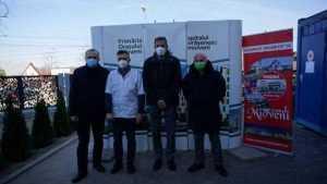 Un nou centru de coordonare anti-COVID-19, la Spitalul din Mioveni  5
