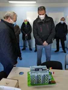 Un nou centru de coordonare anti-COVID-19, la Spitalul din Mioveni  6
