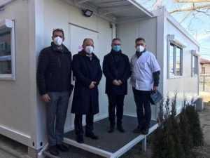 Un nou centru de coordonare anti-COVID-19, la Spitalul din Mioveni  7