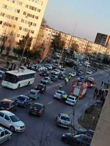 Un polițist a murit într- un accident, la Pitești 5