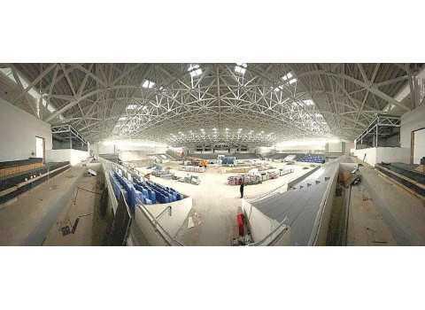 Sala Sporturilor Mioveni - un proiect destinat performanțelor viitorului! 2