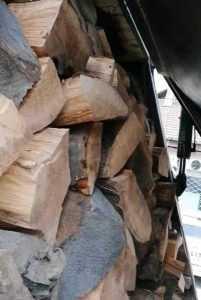 Lemne transportate cu mașina de gunoi, în Argeș. Amendă de 5000 de lei 9