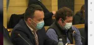 Noii viceprimari ai Piteștiului: Gelu Tofan - PNL și Mihai Mihăilescu-USR 7