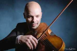 violonistul Adrian Vasile