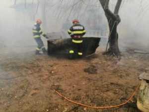 Incendiu la o casă din Popești. Proprietarii au fost anunțați de către vecini 7