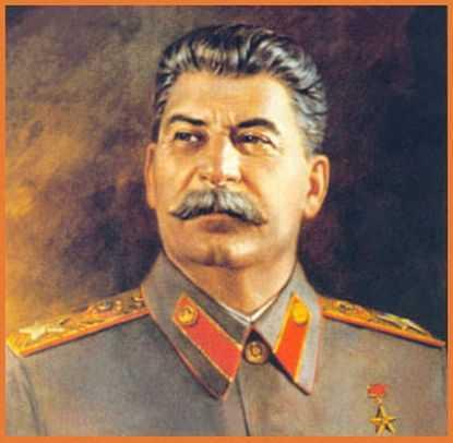 Iosif Visarionovici Stalin