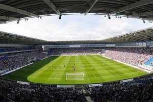 Un oraș, două stadioane! Piteștiul pregătește doua arene galactice pentru fotbal și atletism 3