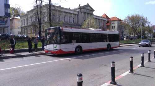 Autobuzele Publitrans își modifică programul 1