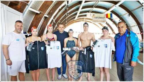 Înotătorii de la Mioveni, premiați de conducerea clubului 5