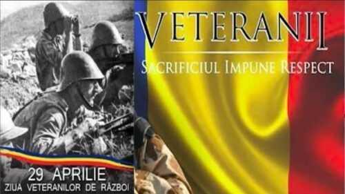 29 aprilie- Ziua Veteranilor de Război. La Mioveni mai trăiesc doar doi veterani 5