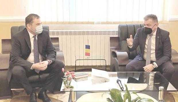 Ministrul Dezvoltării a adus veşti bune în Argeş. PSD a luat faţa PNL la acest eveniment 6