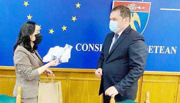 Ministrul Dezvoltării a adus veşti bune în Argeş. PSD a luat faţa PNL la acest eveniment 7
