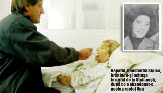 Deşi s-a angajat să o îngrijească, preotul Constantin Onu a dus o bătrână la azil 5