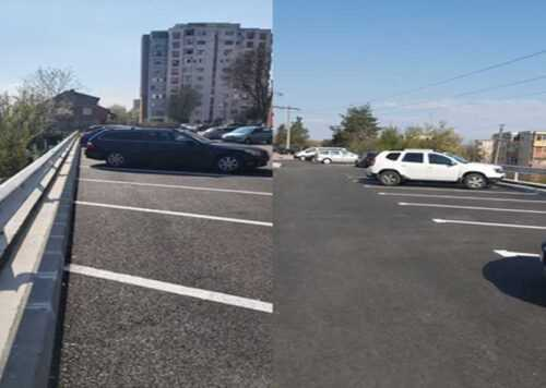 42 de noi locuri de parcare în Pitești! Află în ce zonă 5