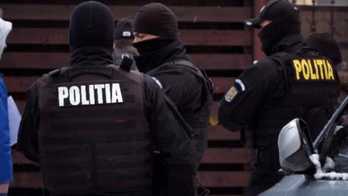 Botez oprit de polițiști la Curtea de Argeș. 15 persoane au fost amendate 5