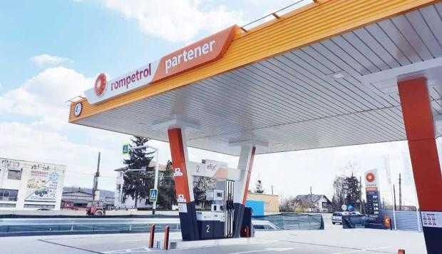 O nouă staţie de carburanţi în Argeş: Rompetrol Partener Mărăcineni 7