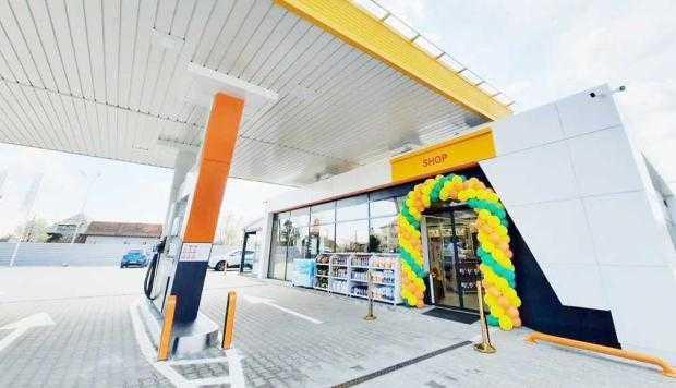O nouă staţie de carburanţi în Argeş: Rompetrol Partener Mărăcineni 6