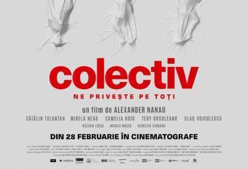 Filmul Colectiv, nominalizat la două categorii pentru Premiile Oscar 5