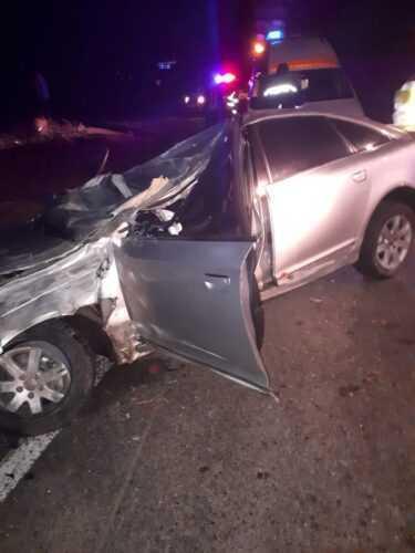 Curtea de Argeș: Șofer băut și cu permisul suspendat a fugit de la locul accidentului 5