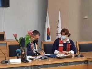 """Un nou soi de lalea a primit numele orașului Pitești. """"Este singura lalea botezată în afara granițelor Olandei"""" 6"""