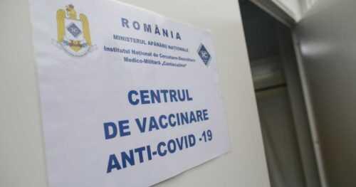 S-a deschis al treilea centru de vaccinare la Câmpulung 5