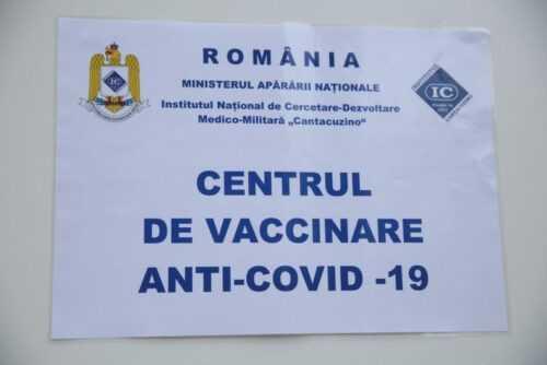 Argeș: A început vaccinarea în caravanele mobile 5
