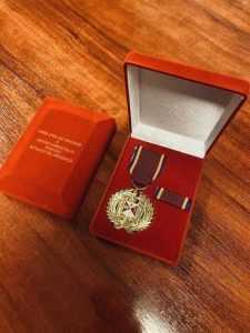 Spitalul Județean de Urgență Pitești, medaliat de Departamentul pentru Situații de Urgență 6