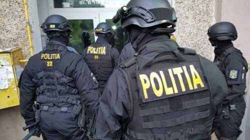 Flagrant delict pentru prinderea unor tineri care făceau trafic internațional de droguri 5