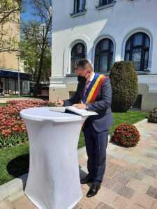 """Un nou soi de lalea a primit numele orașului Pitești. """"Este singura lalea botezată în afara granițelor Olandei"""" 9"""