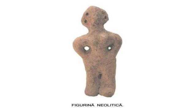 Figurină neolitică