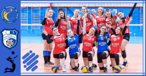 Voleibalistele din Mioveni vor evolua la Turneul Semifinal al Campionatului Național 5