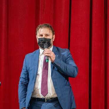 """Felix Goldbach a fost instalat în funcţia de manager al Teatrului """"Alexandru Davila"""" din Piteşti 4"""