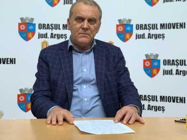"""Ion Georgescu, primarul orașului Mioveni: """"Pentru cei de la guvernare, orașul Mioveni parcă nici nu există!"""" 5"""