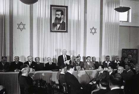 Early Zionist Pioneers Settle The Holy Land