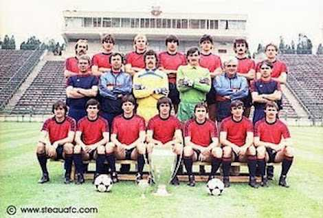 Steaua București - Echipa Fenomenului Duckadam