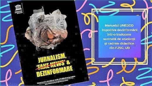 Manual UNESCO impotriva dezinformării