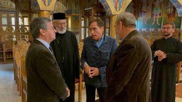 Argeșul s-a bucurat de vizita ambasadorului Spaniei. Acesta a fost însoțit de Petre Roman 5