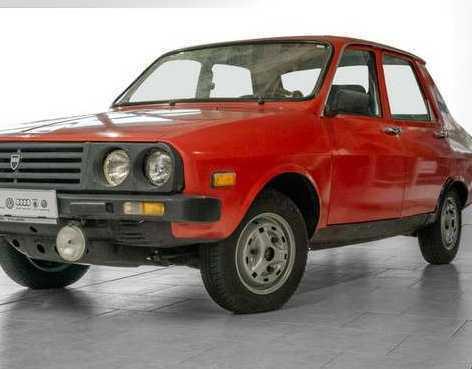 Super Dacia lui Ceaușescu de 150 CP. Bolidul dictatorului avea dotări unice 5