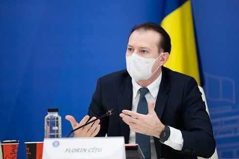 Premierul Florin Citu
